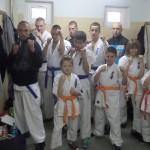 15 -ste Mistrzostwa Województwa Podlaskiego Kyokushin Karate