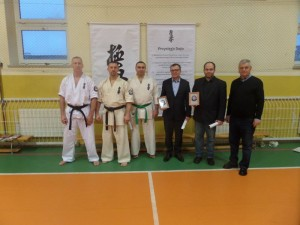 Kyokushin Wasilkow Egzamin 14.12.2014