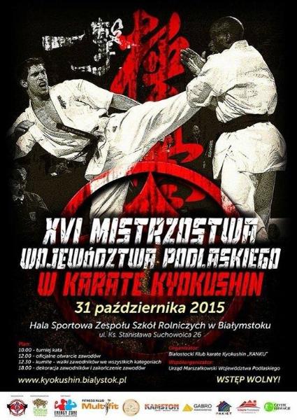 Mistrzostwa woj Podlaskiego